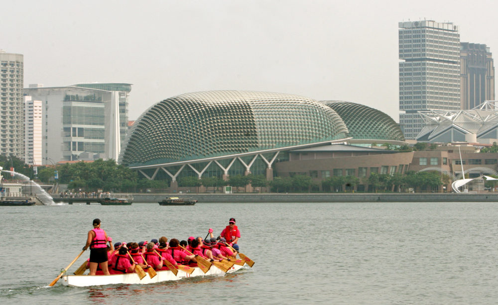 Breast Cancer And Dragon Boat Racing: The Story Behind A Movement