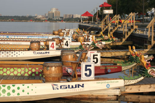 The history and evolution of the Dragon Boat Festival